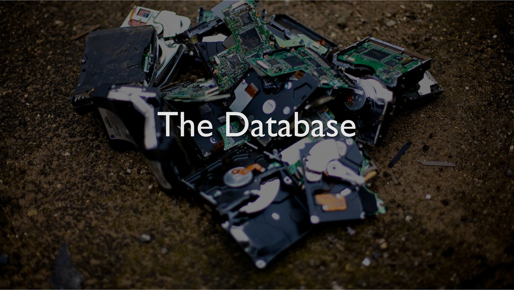 The Database!