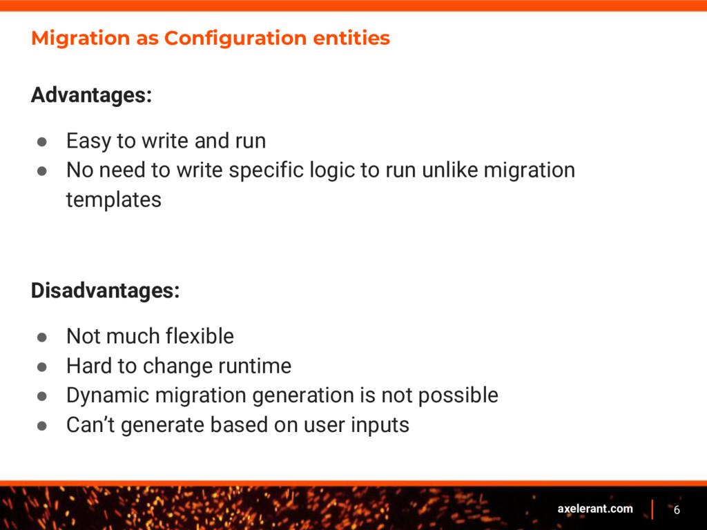 6 axelerant.com Migration as Configuration enti...