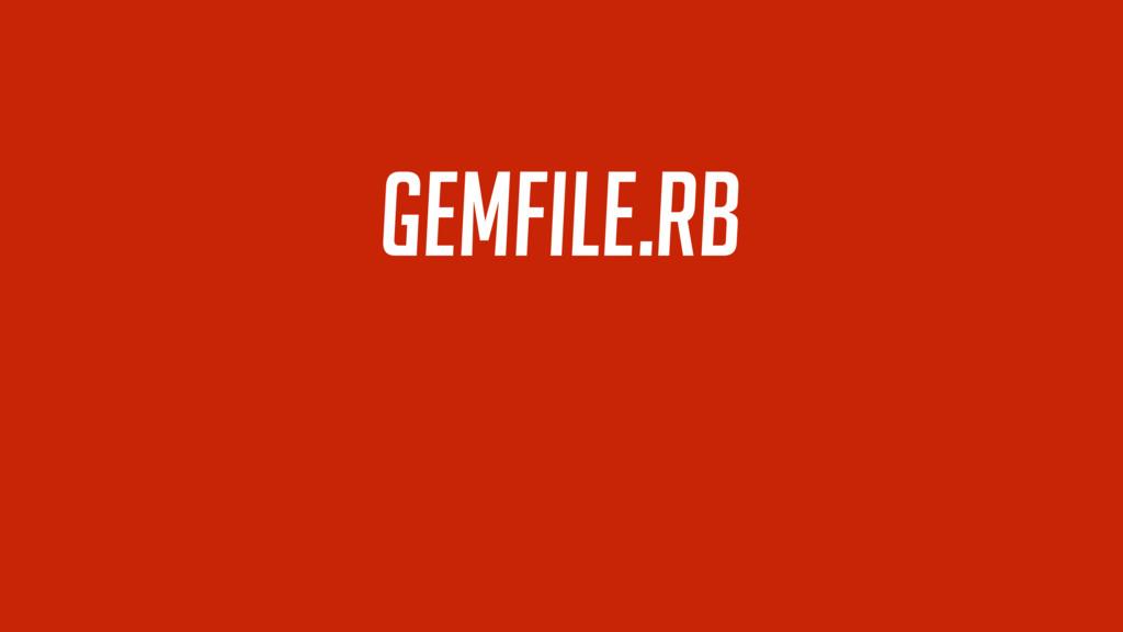 gemfile.rb
