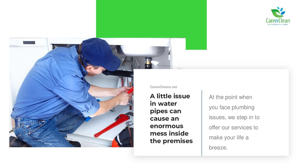 At the point when you face plumbing issues, we ...