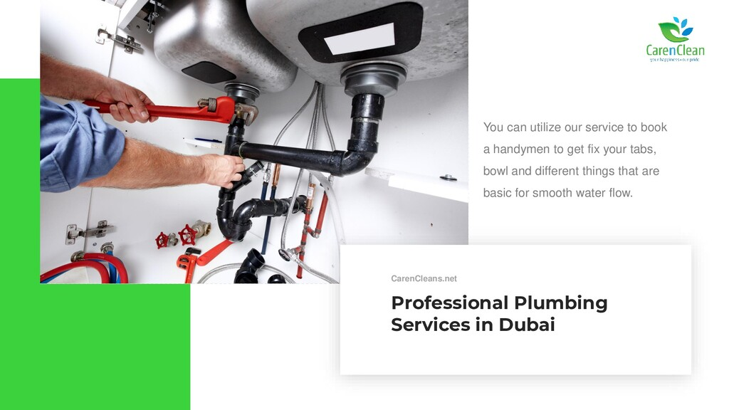 Professional Plumbing Services in Dubai You can...