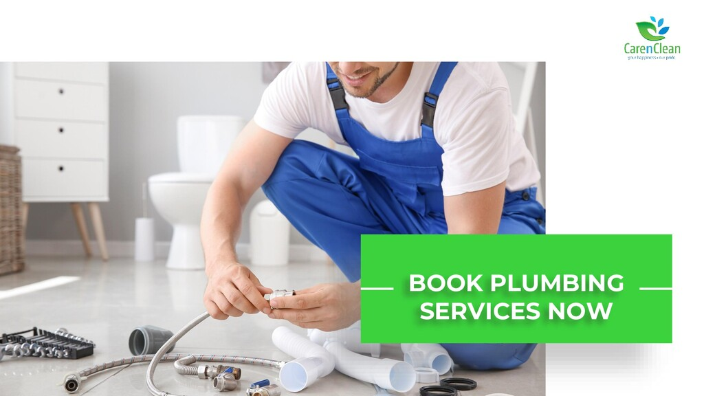 BOOK PLUMBING SERVICES NOW