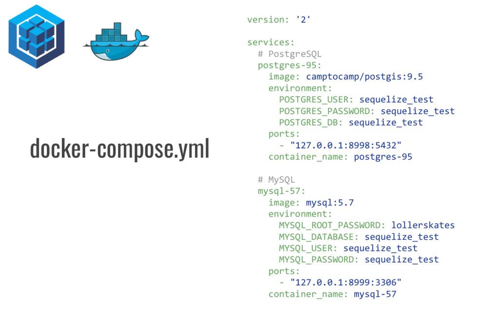 version: '2' services: # PostgreSQL postgres-95...