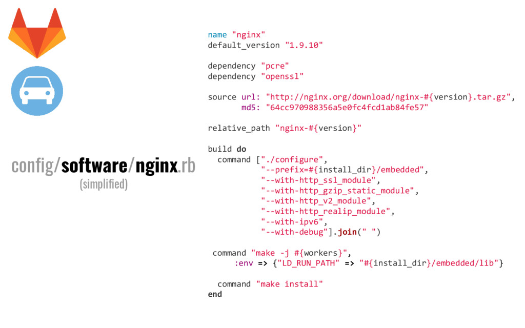 "name ""nginx"" default_version ""1.9.10"" dependenc..."