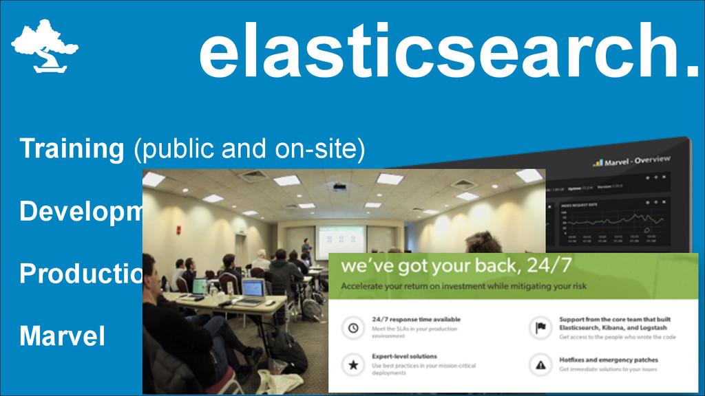 elasticsearch. Training (public and on-site) De...