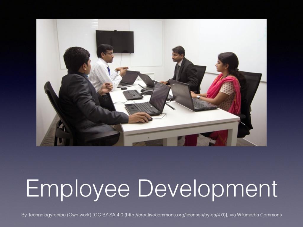 Employee Development By Technologyrecipe (Own w...