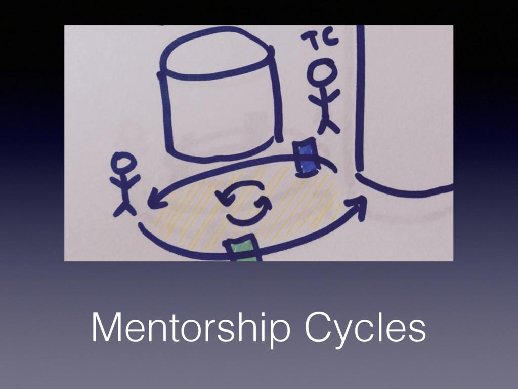Mentorship Cycles
