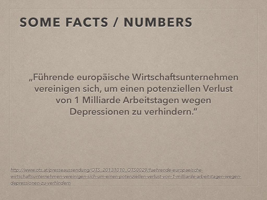 """""""Führende europäische Wirtschaftsunternehmen ve..."""
