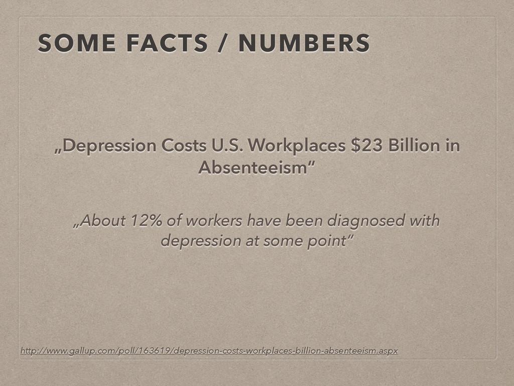 """Depression Costs U.S. Workplaces $23 Billion i..."