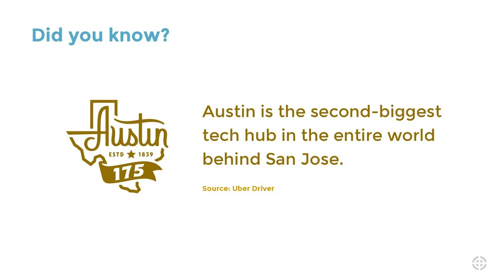 Did you know? Austin is the second-biggest tech...