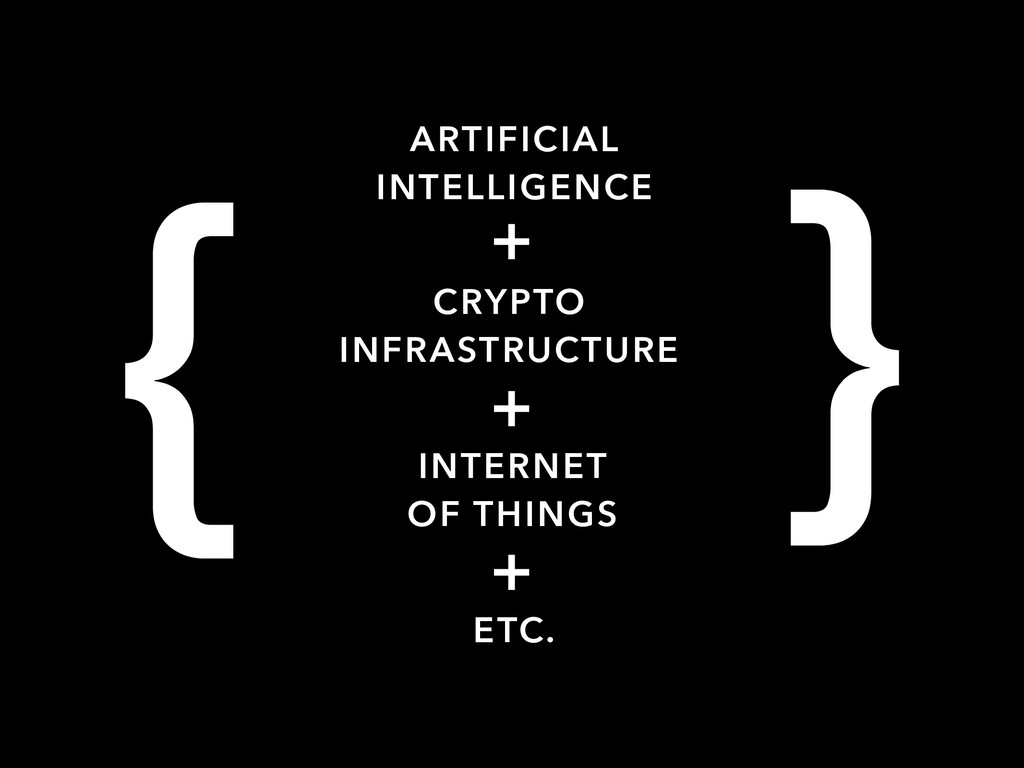 CRYPTO INFRASTRUCTURE INTERNET OF THINGS ARTIFI...