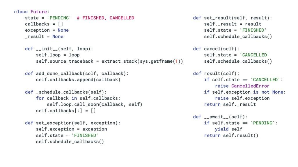def set_result(self, result): self._result = re...