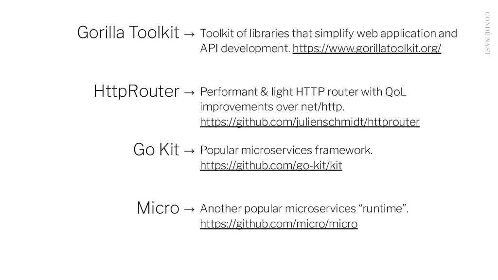 Gorilla Toolkit → Toolkit of libraries that sim...