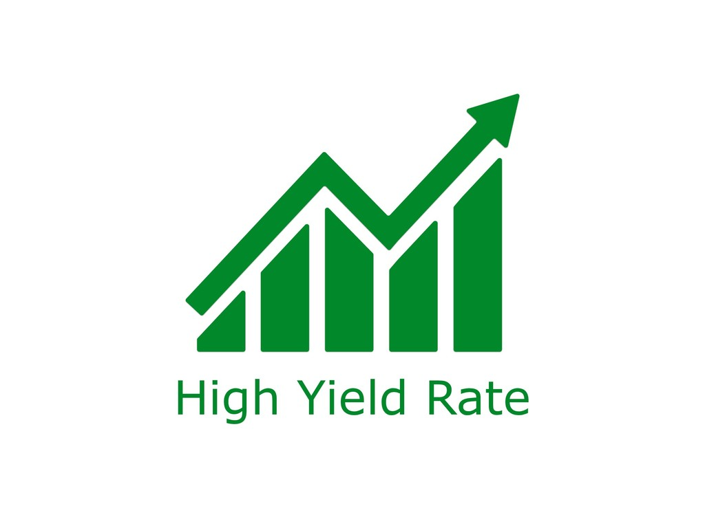 High Yield Rate