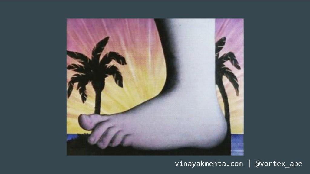 vinayakmehta.com | @vortex_ape