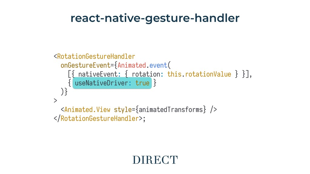 react-native-gesture-handler <RotationGestureHa...