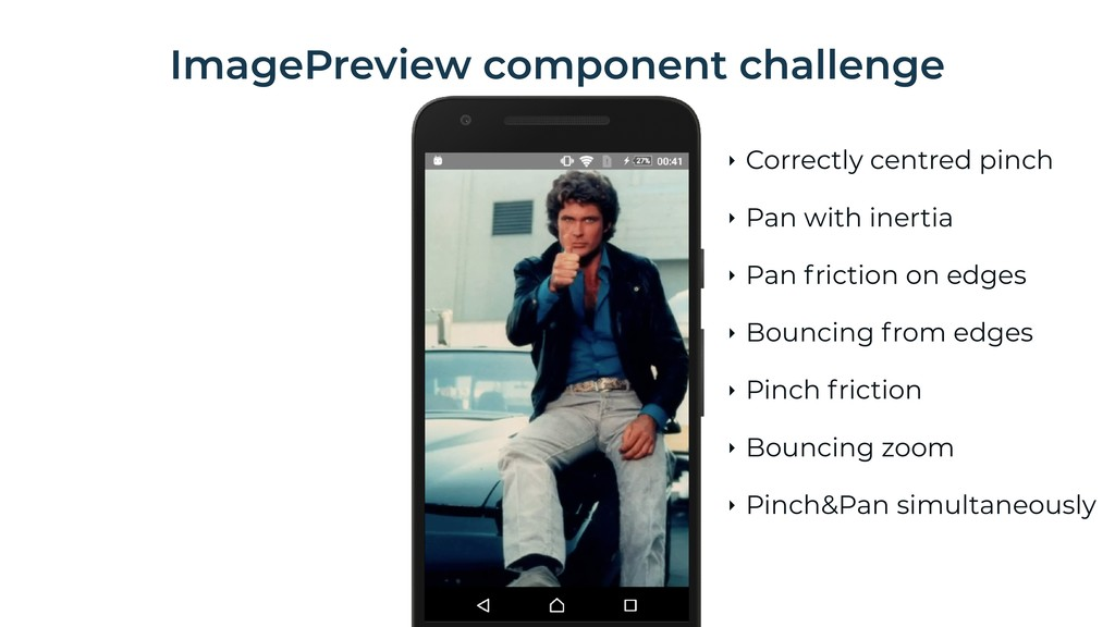 ImagePreview component challenge ‣ Correctly ce...