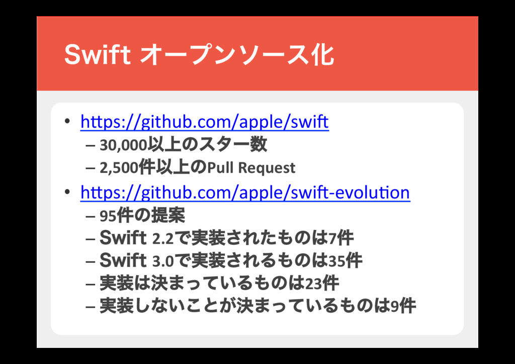 • h'ps://github.com/apple/swi. –30,000Ҏ্ͷελʔ...