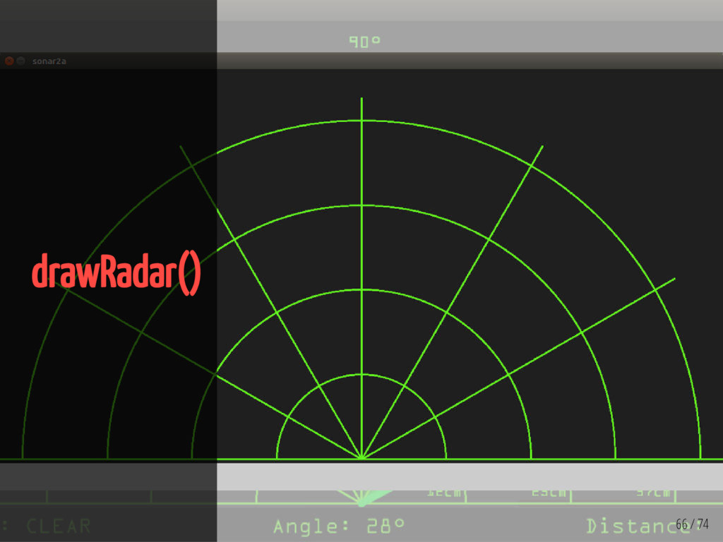 66 / 74 drawRadar()