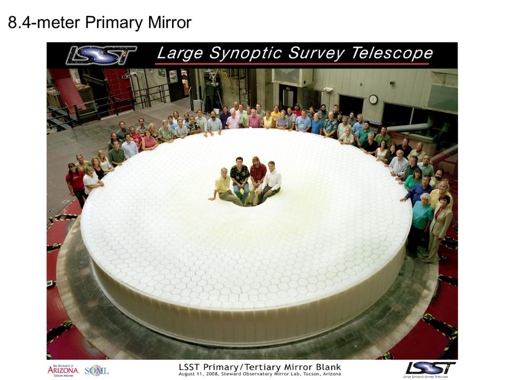 8.4-meter Primary Mirror