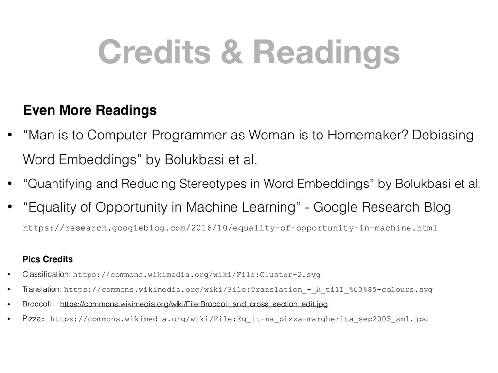 """Credits & Readings Even More Readings • """"Man is..."""