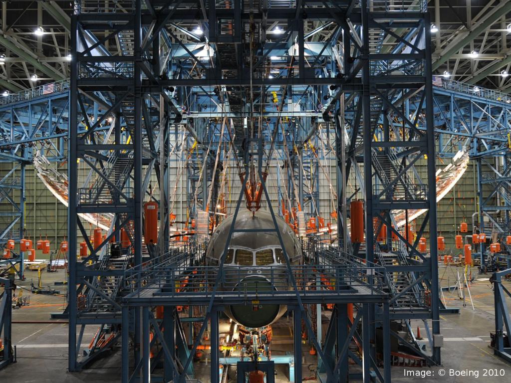 Image: © Boeing 2010