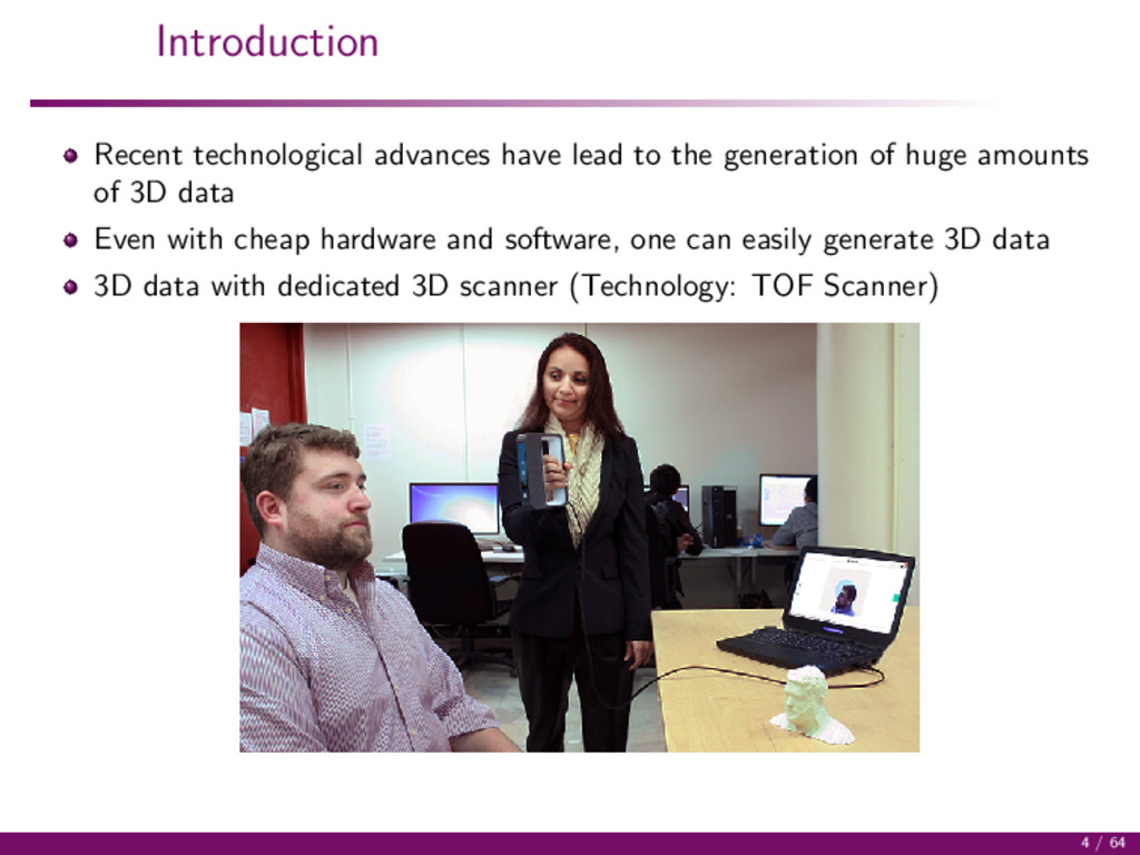 Introduction Recent technological advances have...