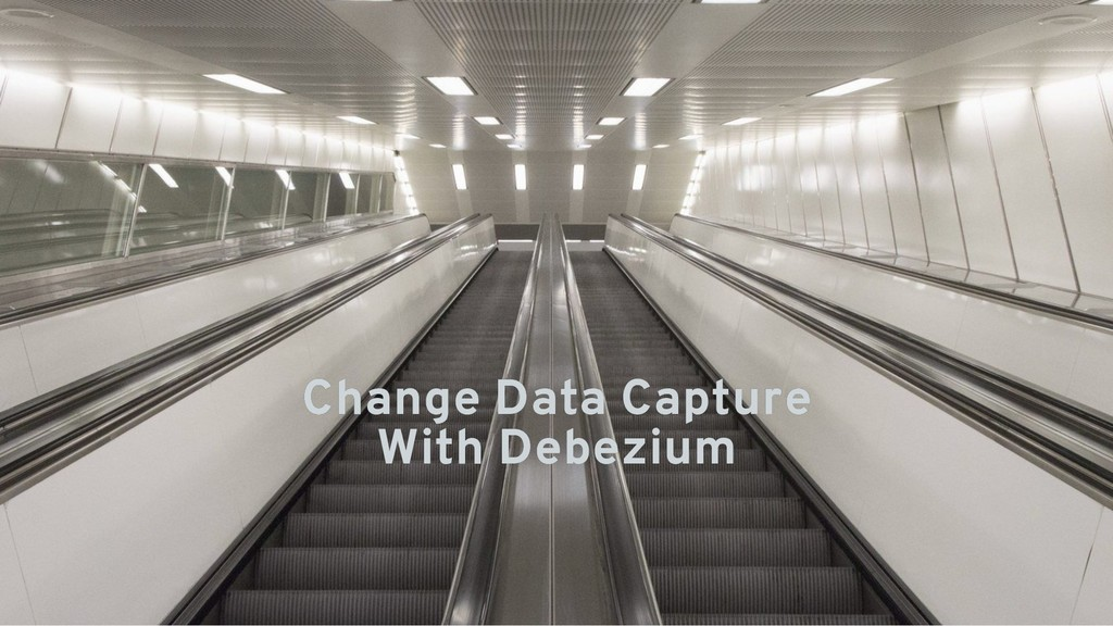 Change Data Capture Change Data Capture With De...