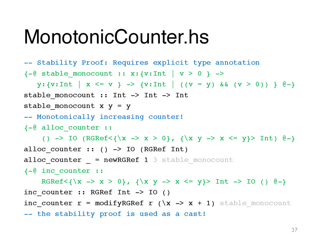 MonotonicCounter.hs -- Stability Proof: Require...