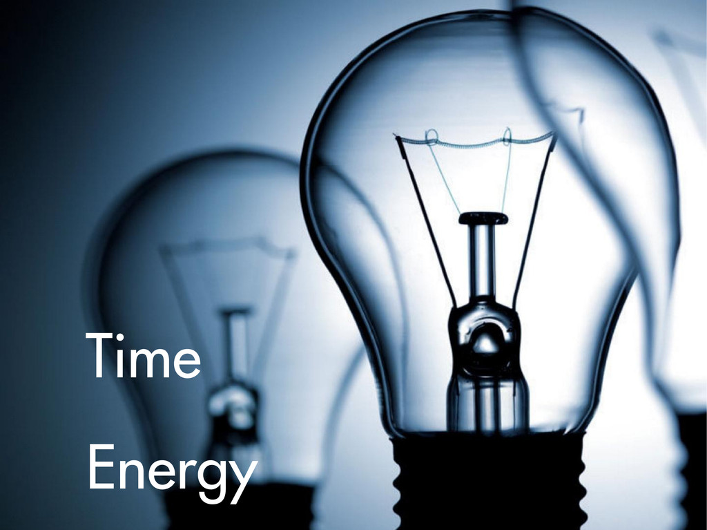 Time Energy