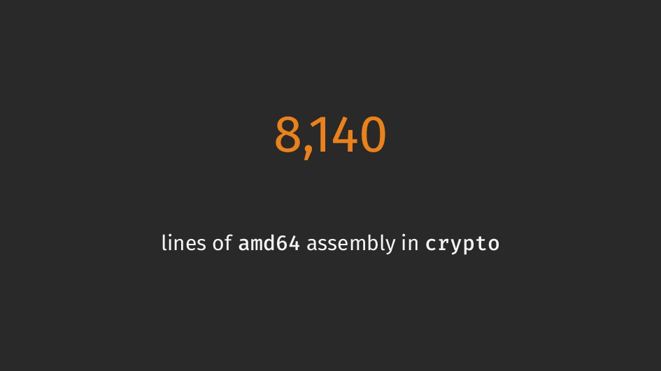 8,140 lines of amd64 assembly in crypto