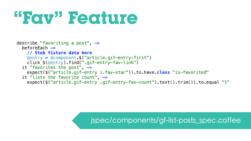 """Fav"" Feature jspec/components/gf-list-posts_sp..."