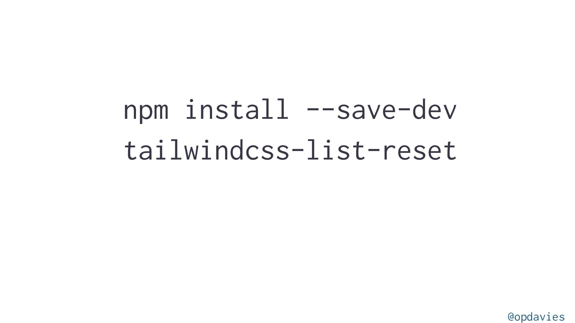 PurgeCSS configuration module.exports = { purge...