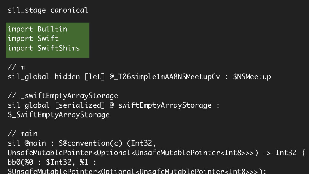 sil_stage canonical import Builtin import Swift...