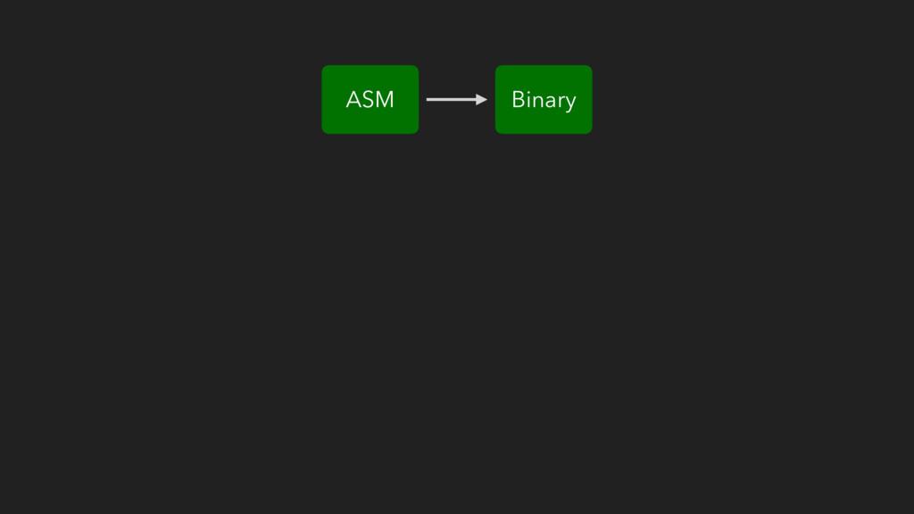 ASM Binary