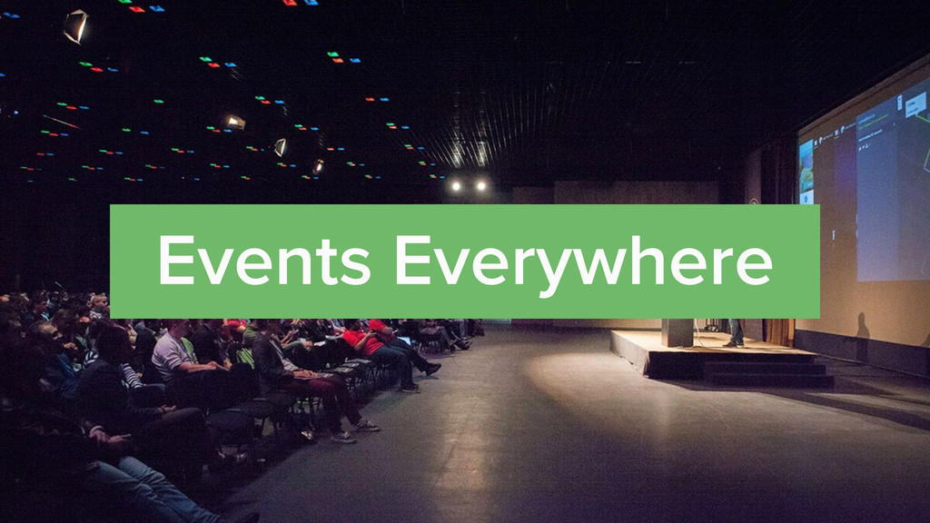 Events Everywhere