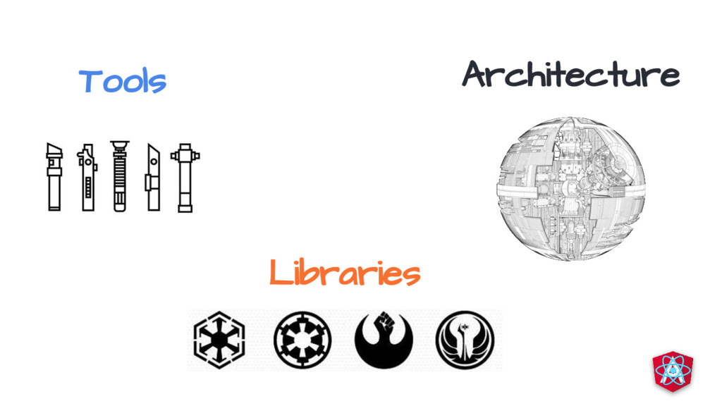Tools Architecture Libraries