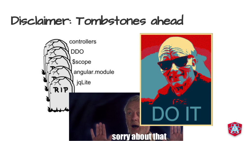 Disclaimer: Tombstones ahead sorry about that