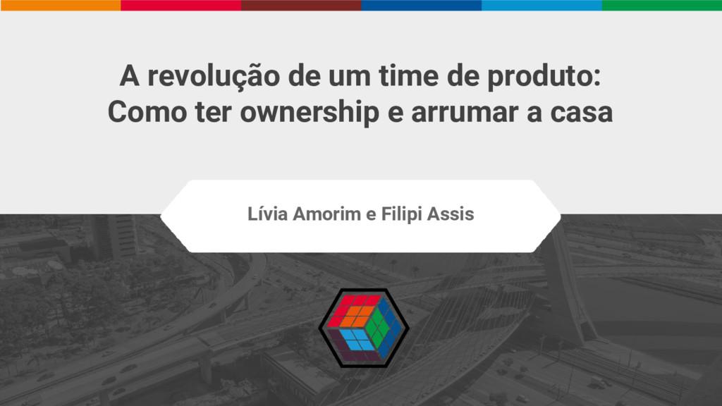 A revolução de um time de produto: Como ter own...