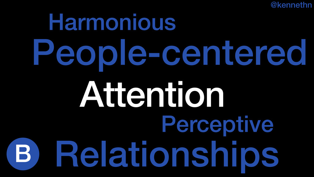 Harmonious People-centered Relationships Percep...