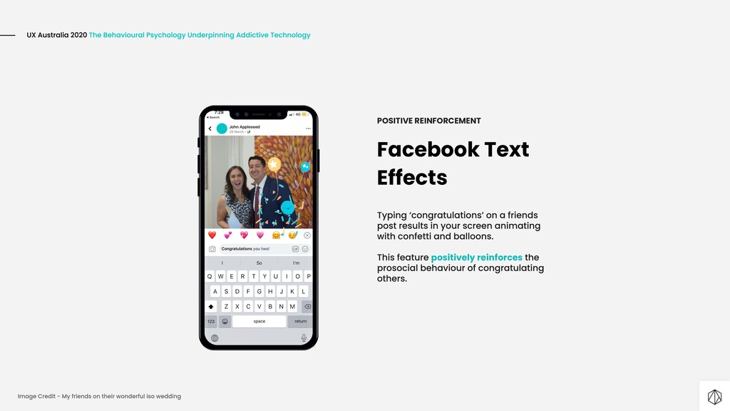 Facebook Text Effects POSITIVE REINFORCEMENT po...