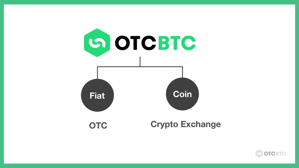 Fiat Coin OTC Crypto Exchange