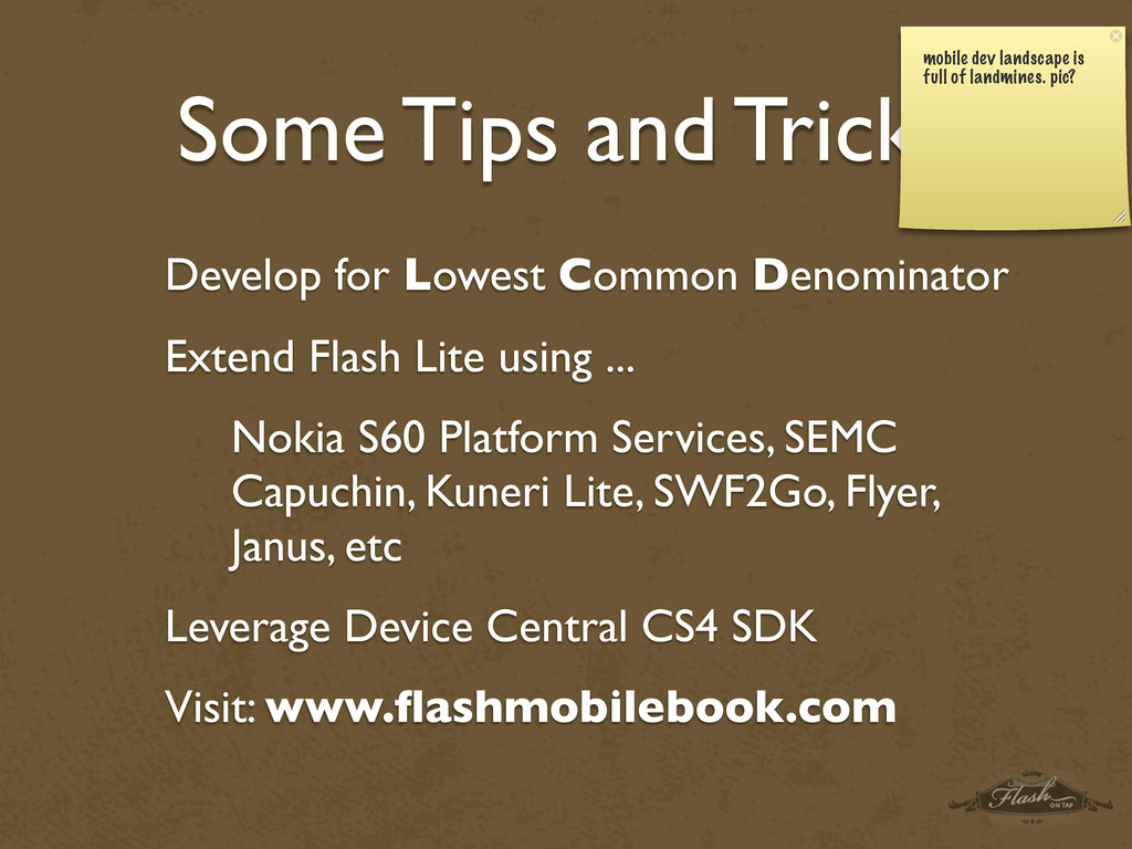 Some Tips and Tricks Develop for Lowest Common ...