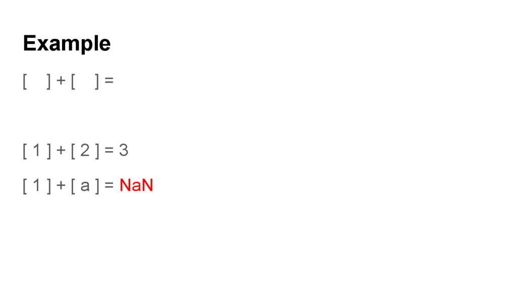 Example [ ] + [ ] = [ 1 ] + [ 2 ] = 3 [ 1 ] + [...
