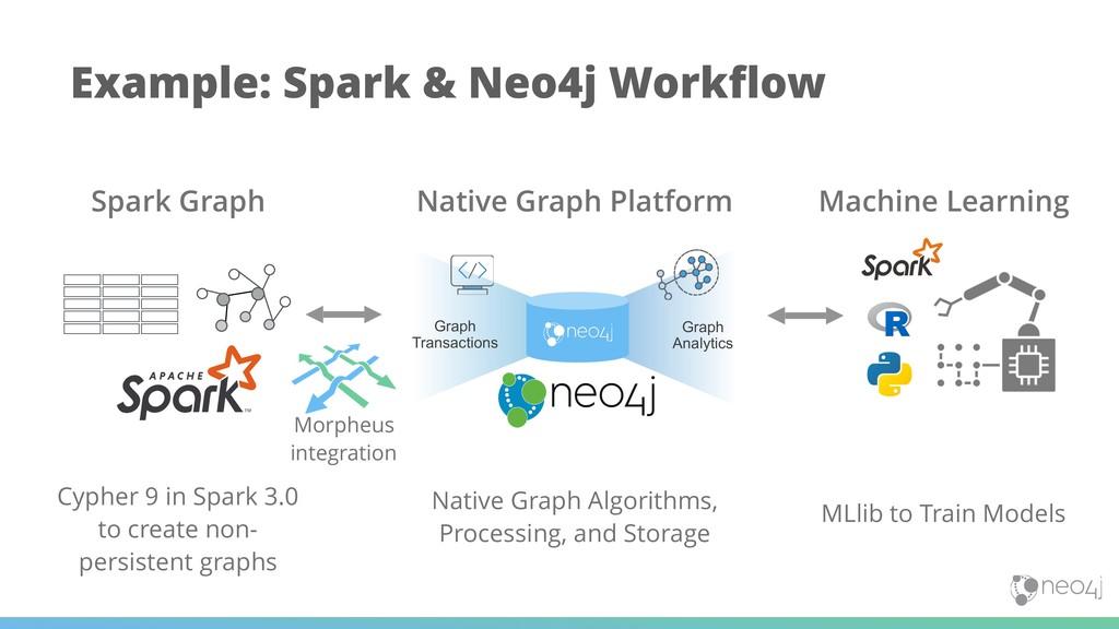Spark Graph Native Graph Platform Machine Learn...