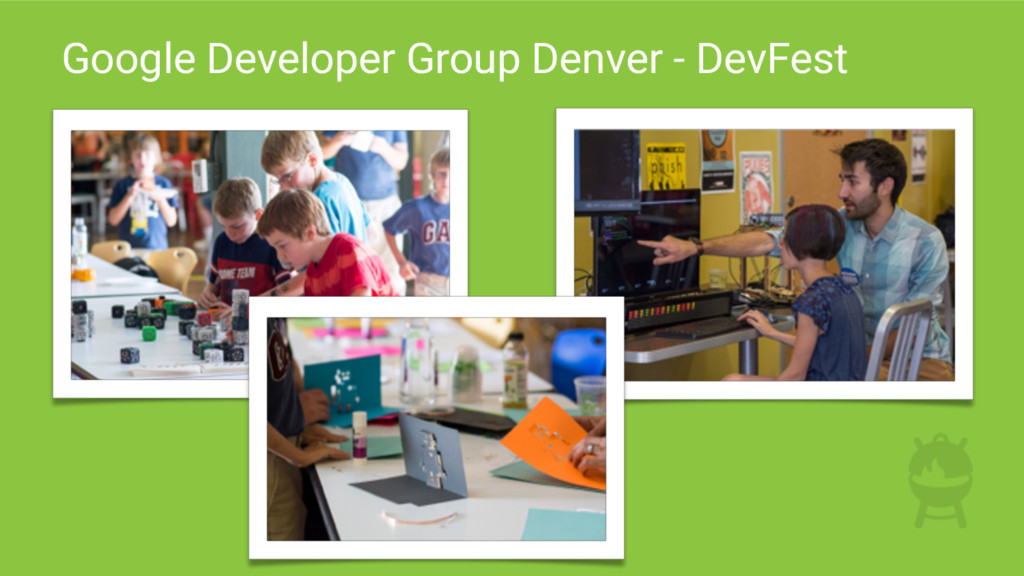 Google Developer Group Denver - DevFest