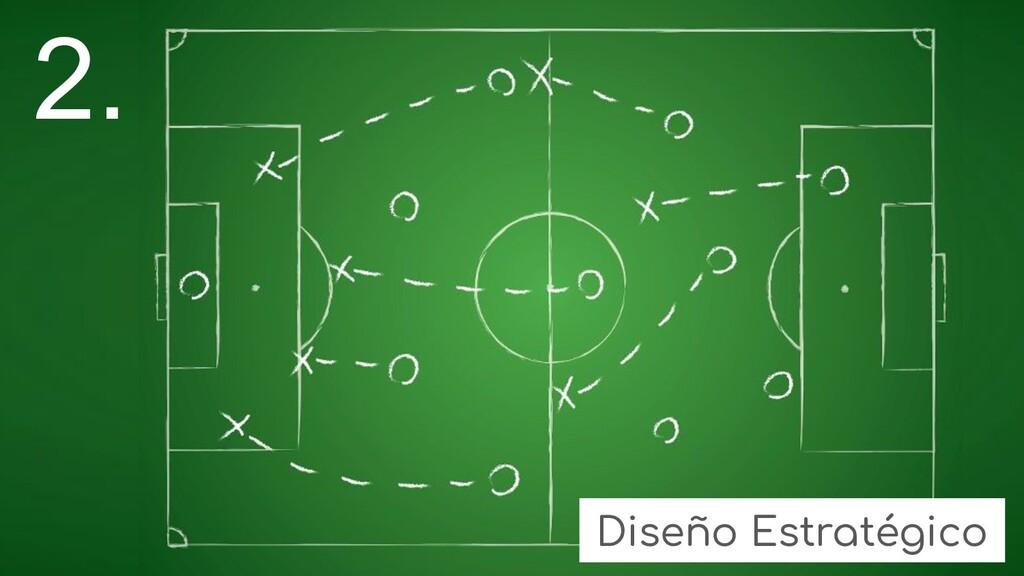 2. Diseño Estratégico