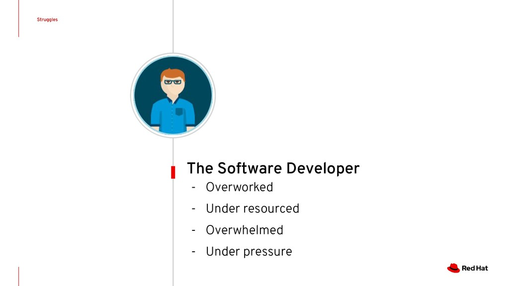 - Overworked - Under resourced - Overwhelmed - ...