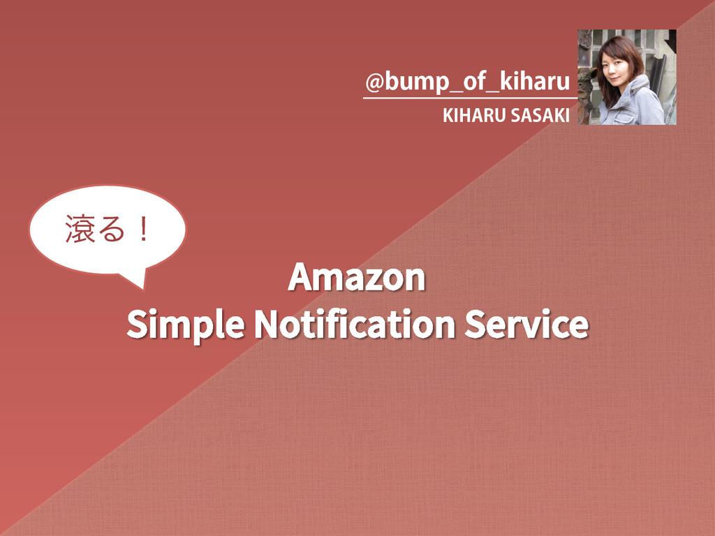 Amazon Simple Notification Service ᕵΔʂ !CVNQ@PG...
