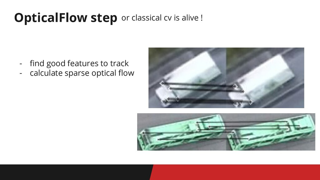 OpticalFlow step or classical cv is alive ! - fi...